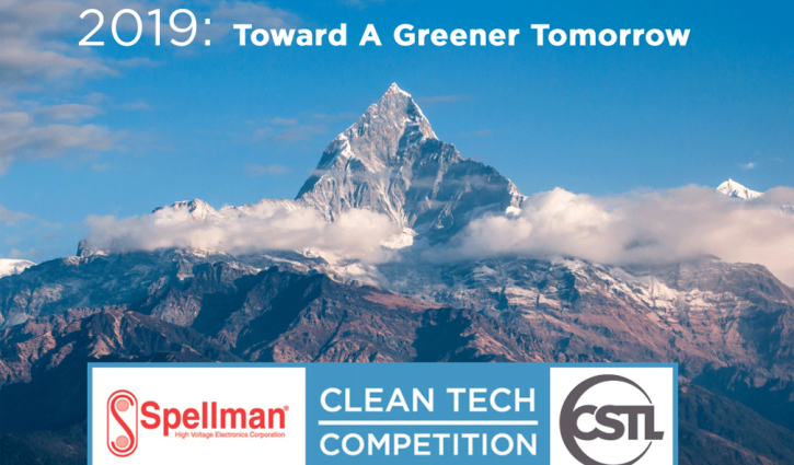 2019 Clean Tech Competition